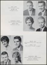 1962 Edison High School Yearbook Page 56 & 57