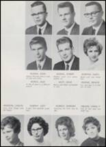 1962 Edison High School Yearbook Page 58 & 59