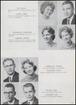 1962 Edison High School Yearbook Page 60 & 61