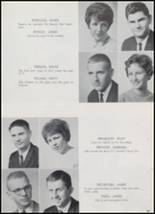 1962 Edison High School Yearbook Page 62 & 63