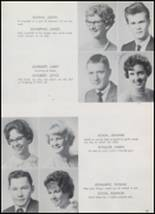 1962 Edison High School Yearbook Page 66 & 67