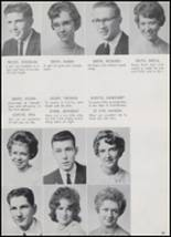 1962 Edison High School Yearbook Page 68 & 69