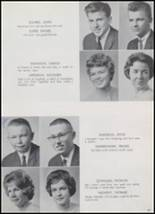 1962 Edison High School Yearbook Page 70 & 71