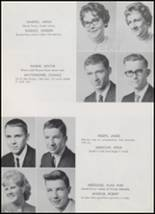 1962 Edison High School Yearbook Page 74 & 75