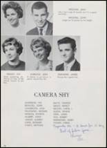1962 Edison High School Yearbook Page 76 & 77