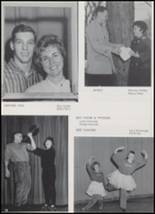 1962 Edison High School Yearbook Page 82 & 83