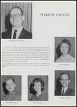 1962 Edison High School Yearbook Page 86 & 87