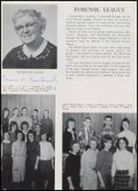 1962 Edison High School Yearbook Page 92 & 93