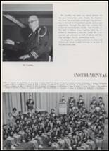 1962 Edison High School Yearbook Page 98 & 99