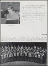 1962 Edison High School Yearbook Page 100 & 101