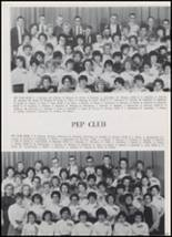 1962 Edison High School Yearbook Page 110 & 111