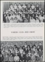 1962 Edison High School Yearbook Page 112 & 113