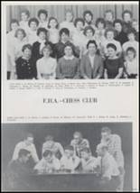 1962 Edison High School Yearbook Page 116 & 117