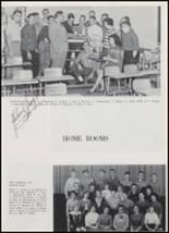1962 Edison High School Yearbook Page 118 & 119