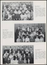 1962 Edison High School Yearbook Page 122 & 123