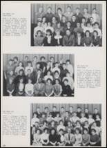 1962 Edison High School Yearbook Page 124 & 125