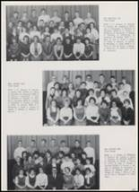 1962 Edison High School Yearbook Page 126 & 127