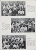 1962 Edison High School Yearbook Page 130 & 131