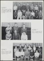 1962 Edison High School Yearbook Page 132 & 133
