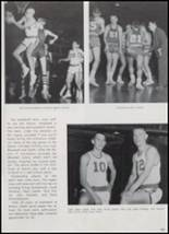 1962 Edison High School Yearbook Page 146 & 147