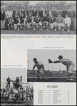 1962 Edison High School Yearbook Page 156 & 157