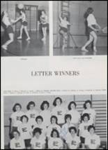 1962 Edison High School Yearbook Page 160 & 161