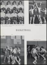 1962 Edison High School Yearbook Page 164 & 165