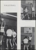 1962 Edison High School Yearbook Page 166 & 167
