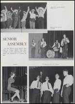 1962 Edison High School Yearbook Page 182 & 183
