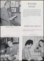 1962 Edison High School Yearbook Page 194 & 195