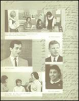1965 George Washington High School Yearbook Page 26 & 27