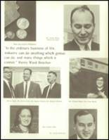 1965 George Washington High School Yearbook Page 36 & 37