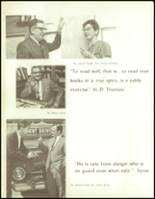 1965 George Washington High School Yearbook Page 40 & 41