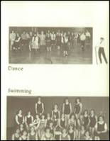1965 George Washington High School Yearbook Page 70 & 71