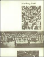 1965 George Washington High School Yearbook Page 76 & 77
