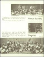 1965 George Washington High School Yearbook Page 94 & 95
