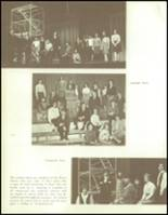 1965 George Washington High School Yearbook Page 96 & 97