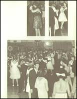 1965 George Washington High School Yearbook Page 106 & 107