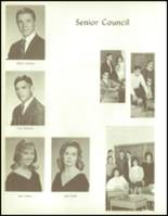 1965 George Washington High School Yearbook Page 110 & 111