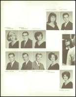 1965 George Washington High School Yearbook Page 120 & 121