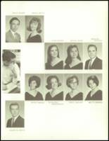 1965 George Washington High School Yearbook Page 126 & 127