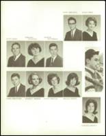 1965 George Washington High School Yearbook Page 128 & 129