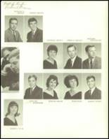 1965 George Washington High School Yearbook Page 130 & 131