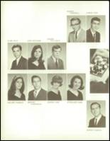 1965 George Washington High School Yearbook Page 132 & 133