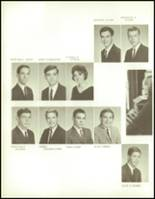 1965 George Washington High School Yearbook Page 136 & 137