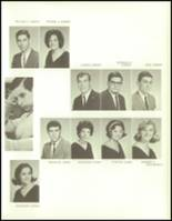 1965 George Washington High School Yearbook Page 138 & 139