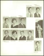 1965 George Washington High School Yearbook Page 140 & 141