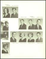 1965 George Washington High School Yearbook Page 142 & 143