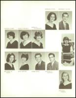 1965 George Washington High School Yearbook Page 144 & 145