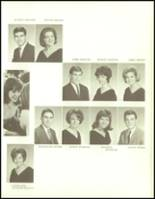 1965 George Washington High School Yearbook Page 150 & 151